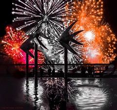 "New Years Eve, 2016, Cairns Esplanade • <a style=""font-size:0.8em;"" href=""http://www.flickr.com/photos/146187037@N03/31920359441/"" target=""_blank"">View on Flickr</a>"