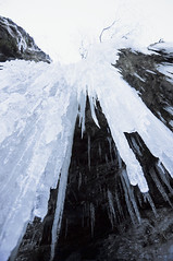 Grotta ghiacciata (Corrado Riva) Tags: valbrembana bracca stalattiti stalagmiti paura lagodendineghiacciato