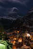 Zermatt (leoskar) Tags: zermatt matterhorn mountains alps suisse switzerland valais wallis night nightscape exposure