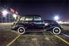 1937 chevy (pixel fixel) Tags: black chevrolet fairplex pomona pomonaswapmeet sideview 1937