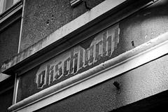 rossschlachterei (poxoloxo) Tags: bw blackandwhite city stadt dresden deutschland detail architecture