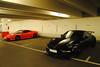 Ferrari 430 Scuderia - Porsche 911 (991) GT3 (MarcoT1) Tags: ferrari 430 scuderia porsche 911 991 gt3 austria österreich velden am wörthersee sportwagenfestival nikon d3000