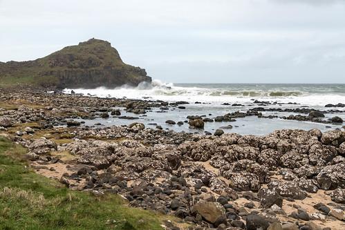 Giant's Causeway: Stone Beach