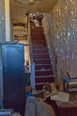 Stairs (Mike Matney Photography & Design) Tags: 2017 canon eos7d january midwest missouri northstlouis stl stlouis decay urban unitedstates us