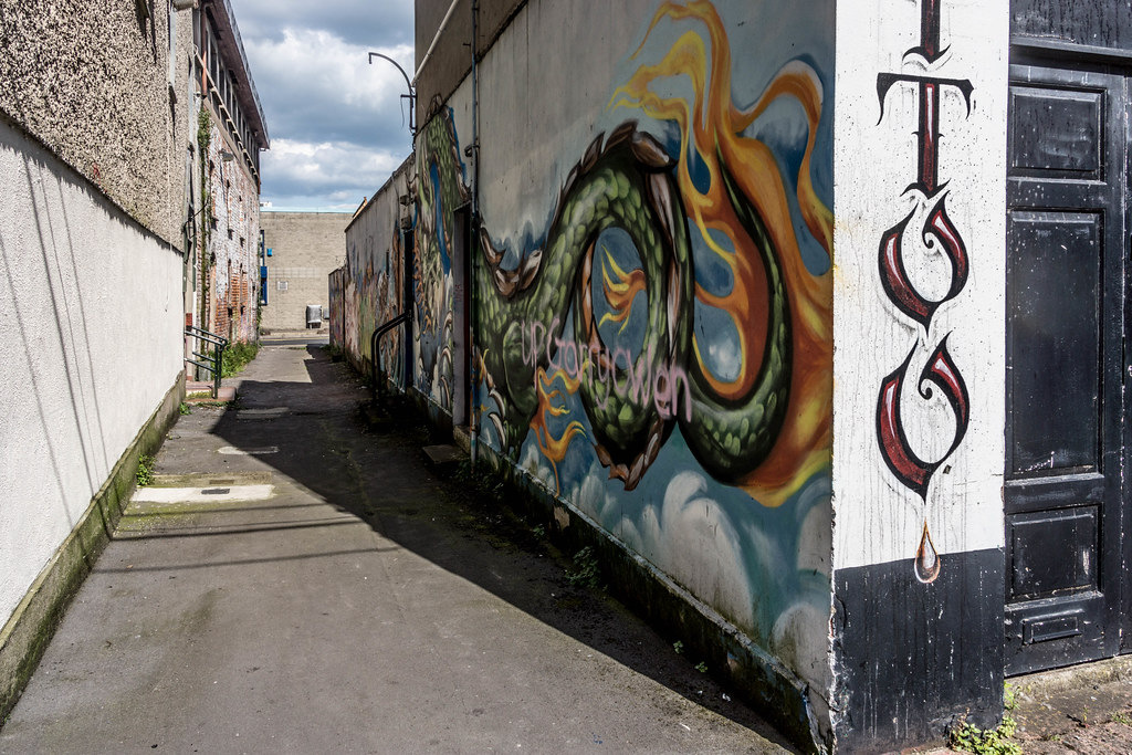 STREET ART [LIMERICK] REF-105080