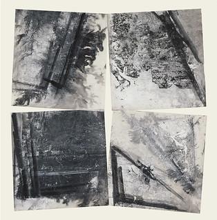 Zheng Chongbin _ Titled Four Corners