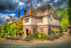 The George & Dragon (Kevin From Manchester) Tags: england village cheshire hdr 2015 valeroyal kevinwalker littlebudworth