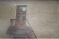 Greyish (sofarsam) Tags: life street blue light sky film window nature lines analog hope countryside spring streetlight kodak random russia moscow queer borders lonliness zenith endless multiexposure meloncholy filmphotography