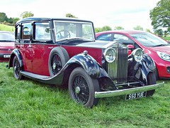 288 Rolls Royce 20-25 (1934) (robertknight16) Tags: 1930s rollsroyce british 2025 prescot worldcars 550yue laviaenbleu