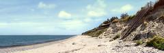 Strand Panorama (RK - Design  Photography) Tags: panorama beach strand landscape sand treppe rgen landschaft sonne ostsee