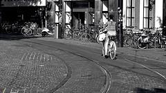 20150707_173202_320__DSC0007 (Jan Bierens) Tags: summer urban blackandwhite bw black monochrome streetportrait streetlife center denhaag straat straatfotografie streetphotographyblackandwhite d5100 darktable janbierens janbierensphotography