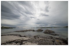 Traigh Evening Big Sky (theimagebusiness) Tags: travel light sky panorama cloud seascape tourism rock relax outside outdoors freedom scotland seaside sand open bigsky cloudjunkie westcoastscotland theelements freeaccess scottishphotographers theimagebusiness theimagebusinesscouk photographersinwestlothian