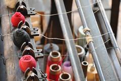 Fils en bobines (Jean-Philippe Gaubert) Tags: seine rouen normandie textiles 76 fils seinemaritime tissus ouvrières filature bobines xixèmesiècle valléeducailly bobinots
