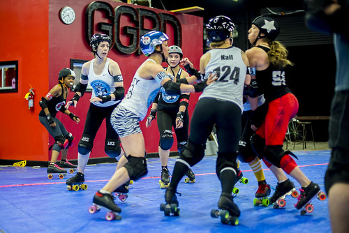 Gotham Girls Roller Derby