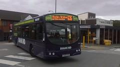 Diamond Bus North West,  Wright Eclipse Urban/Volvo B7RLE,  FJ57 CYV (30508) (NorthernEnglandPublicTransportHub) Tags: