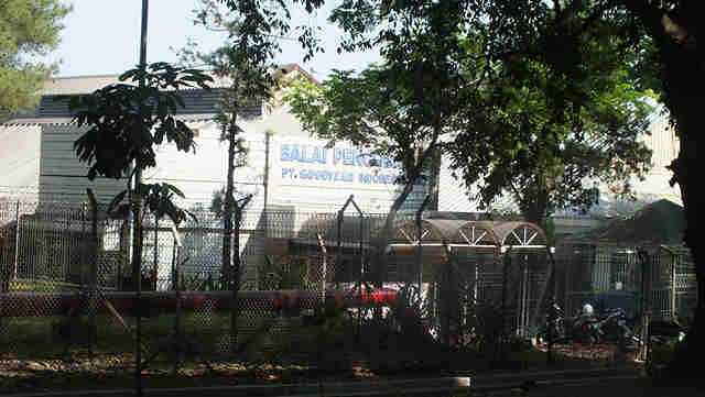 Pabrik Ban Good Year Bogor