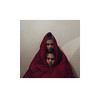 A (xzwillingex) Tags: portrait selfportrait people colour red twins identicaltwins