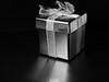FELIZ NAVIDAD!!! (casildaezquerro) Tags: blanconegro blackwhite monochrome monocromatico minimalist minimalista box caja gif regalo