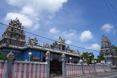 Tamil Surya Oudaya Sangam Temple (koukat) Tags: westin turtle bay beach mauritius resort tamil surya oudaya sangam temple grand baie