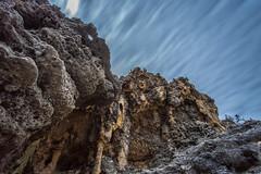 Cloudy streaks (hoomanz) Tags: reef clouds longexposure