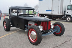 Mooneyes X-Mas Party 2016 (USautos98) Tags: 1930 americanaustin hotrod streetrod custom