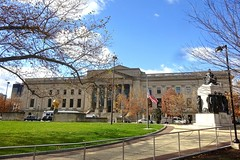The Franklin Institute (pecooper98362) Tags: philadelphia pennsylvania downtown logansquare thefranklininstitute scienceeducation scientificresearch nationalregisterofhistoricplaces benjaminfranklin