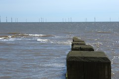 s18 (david l raynor) Tags: skegness shore seaside groins