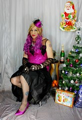 Merry Christmas and Happy New 2017 (Julia Sweet) Tags: tranny transvestite tv cd crossdress crossdresser crossdressing transgender transexual trans trannyboy sissyboy sissy slut young feminization sex change transvesite queer girlboy cdtv tgirl tgirls uk ts t girlz shemale sheboy gaysissy maid feminine males girlyboy girlyboys sexy boygirl sissyfication feminisation nylons stockings pantyhose high heels stilettos fetish fetisch bizarre kinky doll mini lady