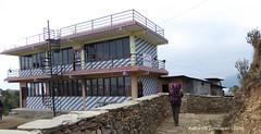 P1110022 same teahouse at Australian Camp (ks_bluechip) Tags: nepal trek dec2016 annapurna abc mbc pothana australiancamp kande