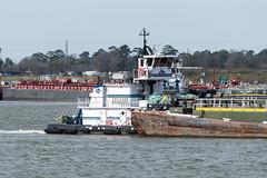 FILLY (Matt D. Allen) Tags: tugboat houstonshipchannel shipspotting tugs maritime kirby marine