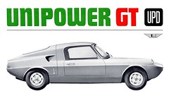 1967 Unipower GT (aldenjewell) Tags: 1967 unipower gt mini brochure