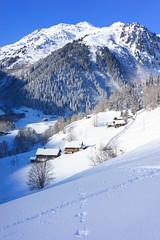Chalets du Planey (D.Goodson) Tags: didier bonfils goodson côte 2000 planey beaufortain ski rando