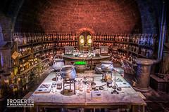 Potions Classroom ([davidrobertsphotography]) Tags: potions harrypotter warnerbros