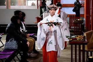 生田神社元旦 #2 -Ikuta Shrine New Year's Day #2