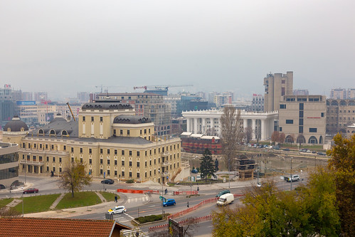 Skopje City - Macedonia