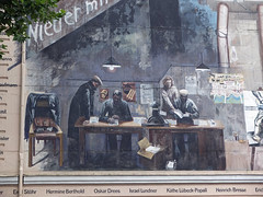 Air Raid Shelter - Bremen (radio53) Tags: air raid shelter allied bombing bremen hanseatic wwii germany nazis third reich fascism fuji x10