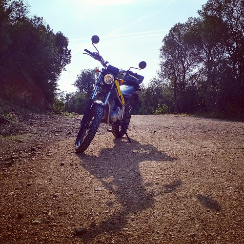 Tricker Yamaha