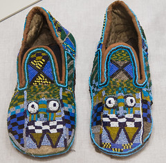 DTK_9690r Oba's Slippers, Nigeria, 1910 (crobart) Tags: chicago art museum institute nigeria 1910 slippers obas
