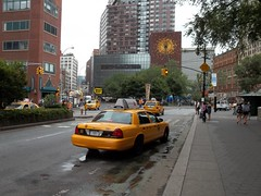 Taxi (Stephen Peterson NYC) Tags: newyorkcity unionsquare nyctaxi