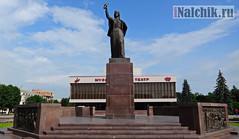 Нальчик. Памятник Марии Темрюковне 3