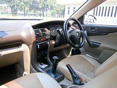 2004 Proton Waja 1.6 AT (ENH) in Ipoh, MY (32, Interior) (Aero7MY) Tags: 2004 car sedan malaysia 16 saloon ipoh enhanced proton enh waja 16l 4door impian at 4g18