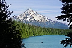 Mt. Hood (Rhea Fatgraphy) Tags: oregon canon mthood lostlake