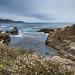 Pacific Shore, 4th of July (nosha) Tags: ocean california ca blue sea sky usa seascape beautiful beauty landscape rocks shore nosha