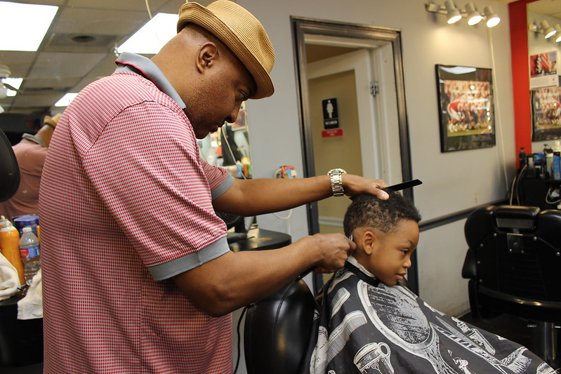 Center for Health Equity's HAIR project   UMD School of ...
