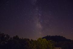 Moore County Stars (ndelfrai) Tags: night canon stars photography star astro astrophotography