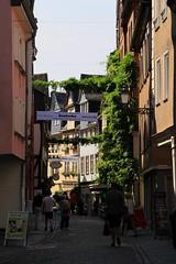 Altstadt Wetzlar (Maximilian Kau) Tags: city canon germany eos hessen sommer altstadt wetzlar gasse fachwerk 2015 ldk 650d lahndillkreis