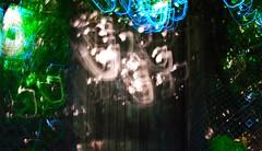 Abstract Art (benn.clarke) Tags: wood old uk longexposure light england abstract abandoned nikon artistic decay creative eerie hampshire outoffocus spooky brightlight wierd imagination manual colourful neonlight lightstreaks beautifulearth beautifulcolour reflectionoflight