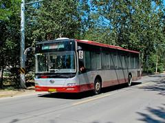 [Buses in Beijing] Jinghua BK6129K BPT #83602 Line 463 at Hongfuyuan Residential Area (tonyluan1990) Tags: beijing  publictransport citybus  lowfloor jinghua  dieselbus  beijingpublictransportholdingsltd    beijingpublictransport bk6129k