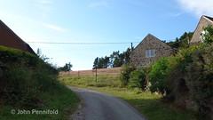 DSC00613 Wenlock Olympian Walk 2015-07-18 - Leaving Hope Bowdler (John PP) Tags: wow shropshire walk miles 50 challenge wenlock olympian marches 2015 muchwenlock ldwa johnpp 180715