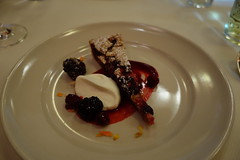 Pudding (yumtan) Tags: sanfrancisco food restaurant berkeley san francisco chez panisse